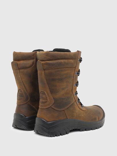 Diesel - H-WOODKUT BT, Brown - Boots - Image 3