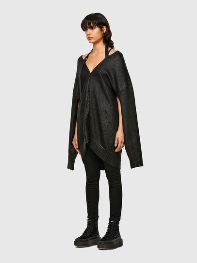 Diesel - M-NANCYE, Black - Knitwear - Image 5