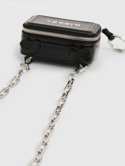 Diesel - BOMBY, Black - Small Wallets - Image 5