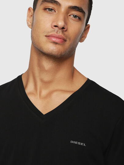 Diesel - UMTEE-MICHAEL3PACK, Black - Tops - Image 4
