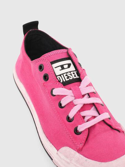 Diesel - S-ASTICO LOW CUT W, Pink - Sneakers - Image 4