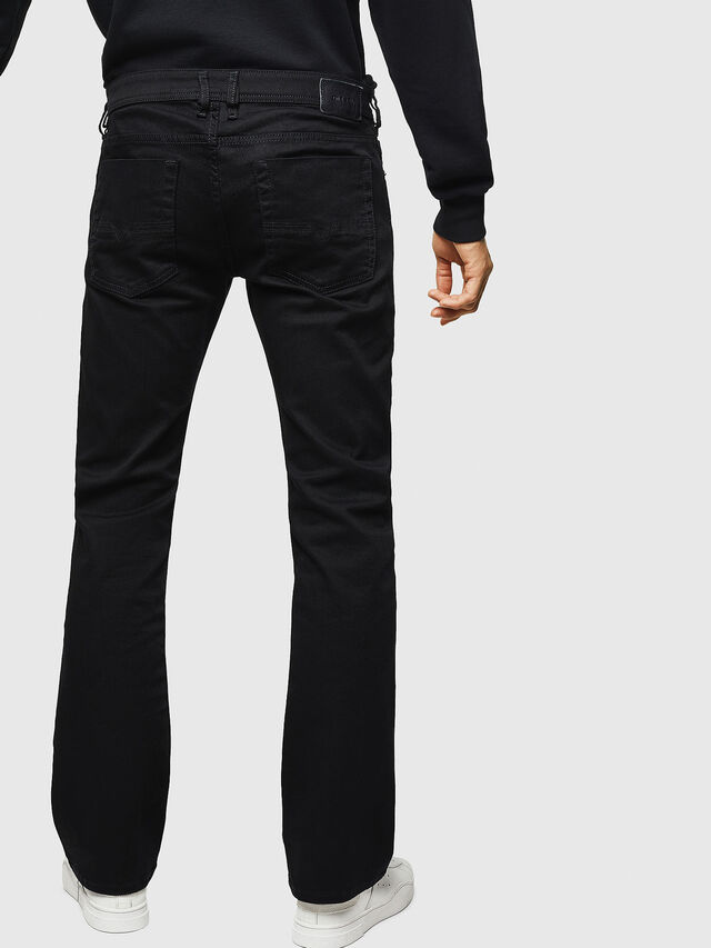 Diesel Zatiny 0688H, Black/Dark grey - Jeans - Image 2