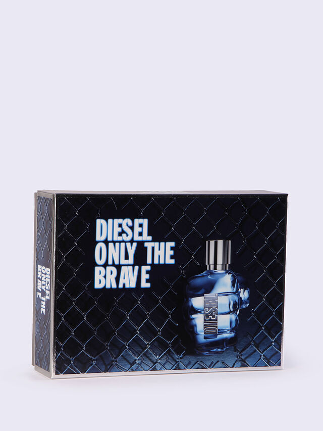 Diesel - ONLY THE BRAVE 50ML GIFT SET, Blue - Only The Brave - Image 5