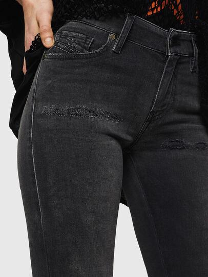 Diesel - Slandy 069GI, Black/Dark grey - Jeans - Image 3