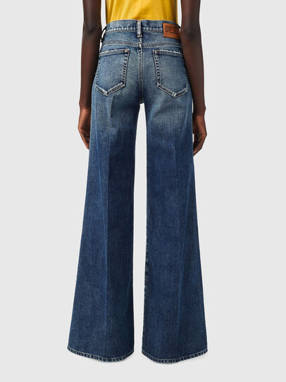 Diesel - D-Akemi 09B17, Medium blue - Jeans - Image 2