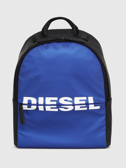 Diesel - BOLD BACKPACK, Blue/Black - Bags - Image 1