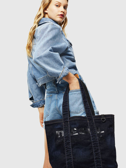 Diesel - F-THISBAG SHOPPER NS,  - Shopping and Shoulder Bags - Image 7