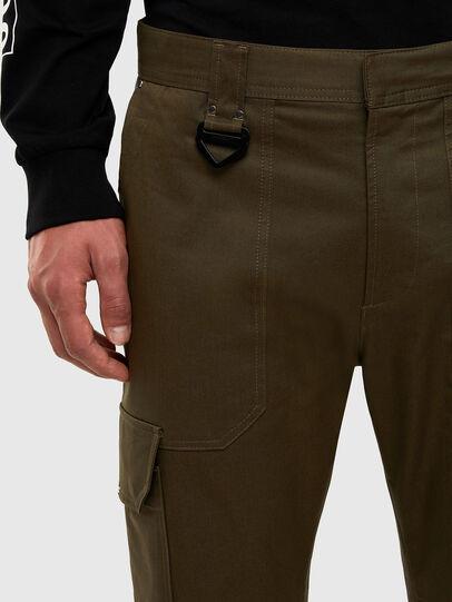 Diesel - P-BAKER-SLIM, Military Green - Pants - Image 3