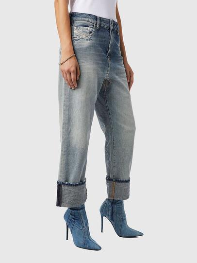 Diesel - D-Reggy 09B11, Light Blue - Jeans - Image 6