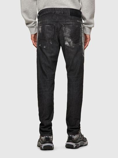 Diesel - Krooley JoggJeans® 09B53, Black/Dark grey - Jeans - Image 2