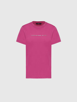T-SILY-COPY, Hot pink - T-Shirts