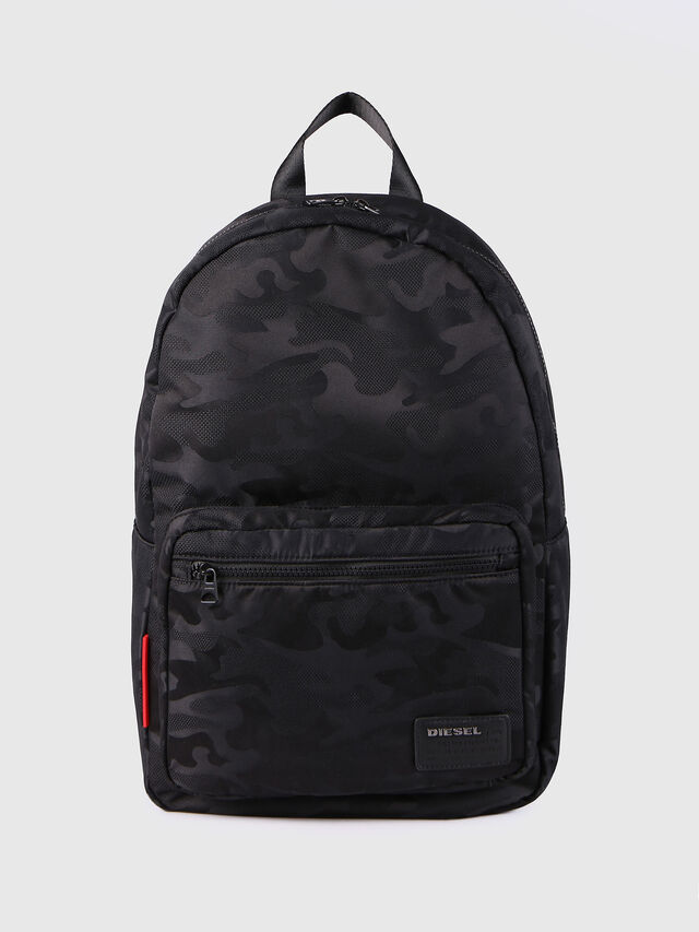 Diesel F-DISCOVER BACK, Black - Backpacks - Image 1