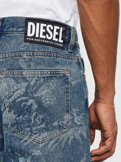 Diesel - D-Vider 0079D, Medium blue - Jeans - Image 5