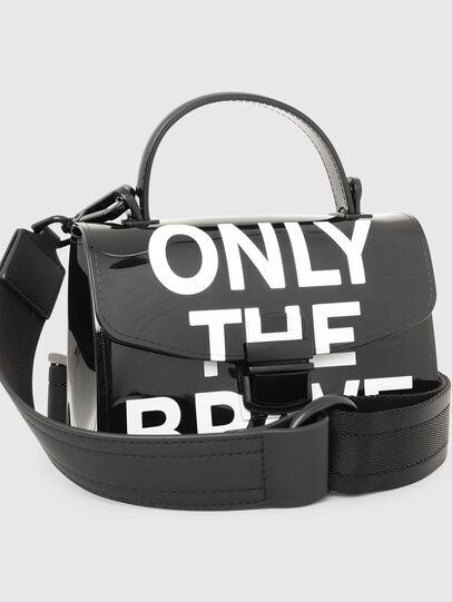 Diesel - ORMELLE, Black - Crossbody Bags - Image 4