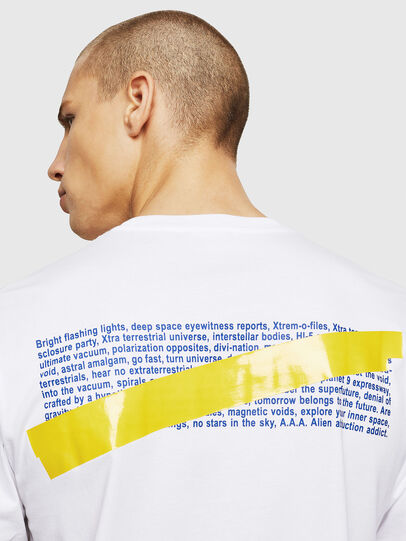 Diesel - T-JUST-A2,  - T-Shirts - Image 3