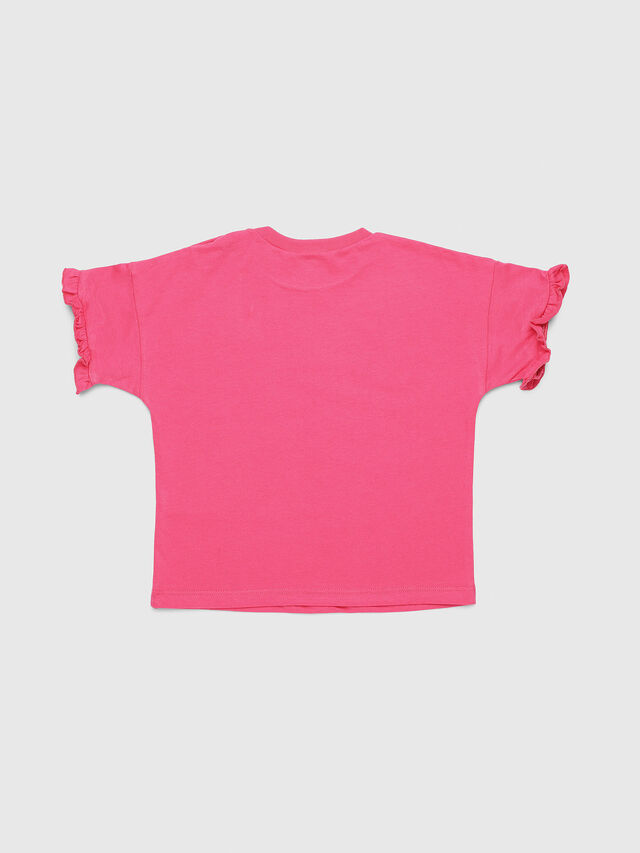 Diesel - TUINAB, Pink - T-shirts and Tops - Image 2