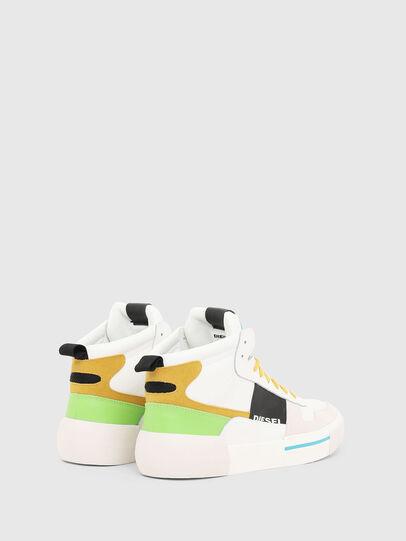 Diesel - S-DESE MG MID, White - Sneakers - Image 3
