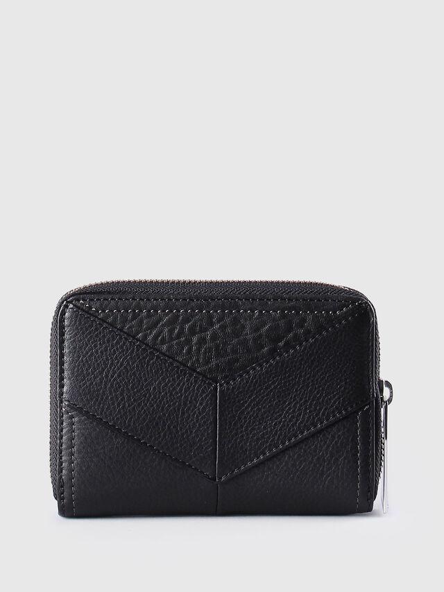 Diesel JADDAA, Black Leather - Small Wallets - Image 2