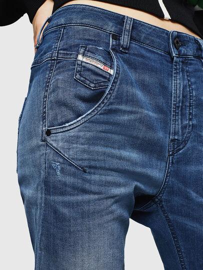Diesel - Fayza JoggJeans 069HB, Medium blue - Jeans - Image 6