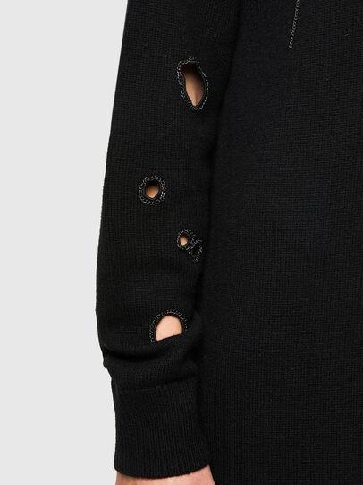Diesel - M-EMERALD, Black - Dresses - Image 5