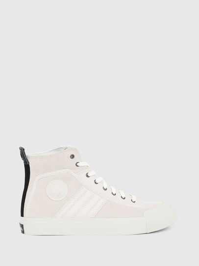 Diesel - S-ASTICO MC LOGO, Pink/White - Sneakers - Image 1