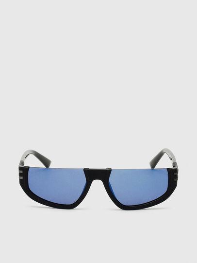 Diesel - DL0315, Black - Sunglasses - Image 1
