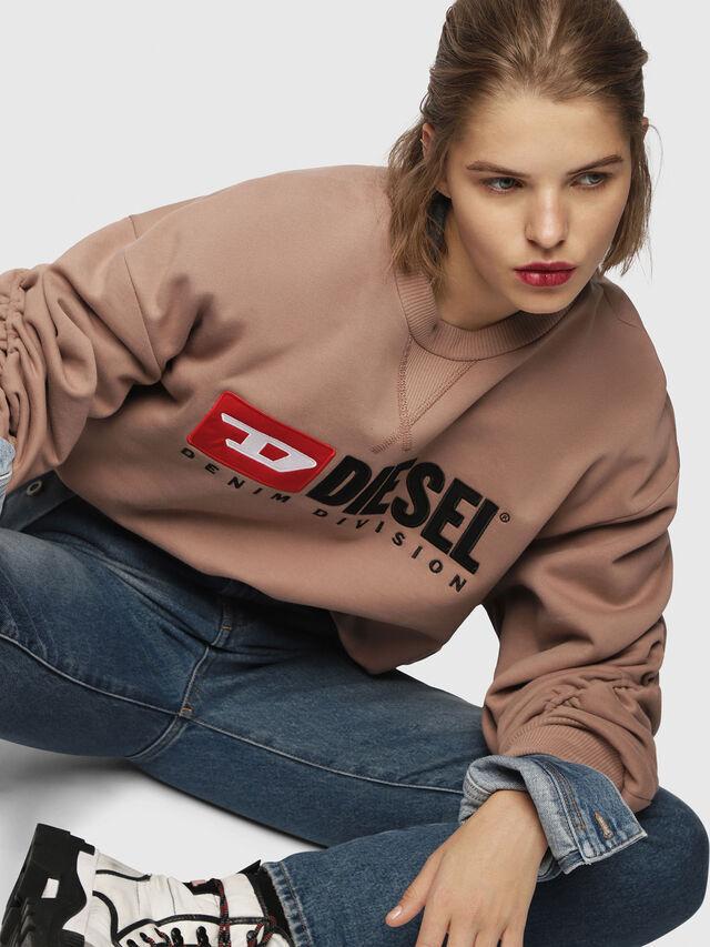 Diesel - F-ARAP, Face Powder - Sweaters - Image 4