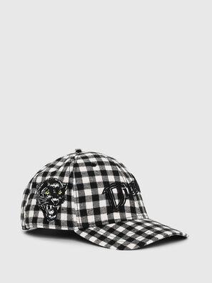 CICHECK, Black/White - Caps