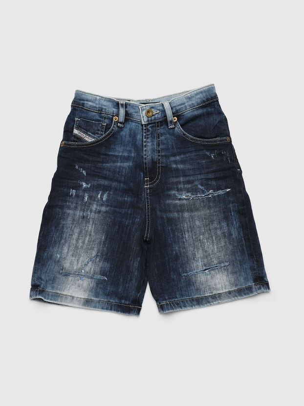 PBRON, Medium blue - Shorts