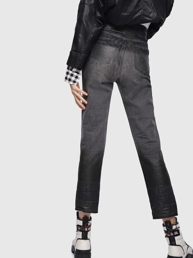 Diesel - D-Eiselle 089AU, Black/Dark grey - Jeans - Image 2