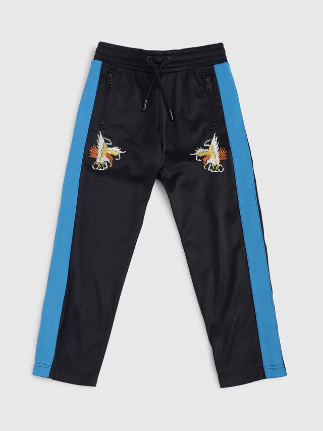 Diesel - PRUSSYM, Black/Blue - Pants - Image 1