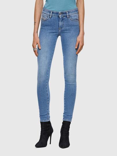 Diesel - Slandy 009ZY, Light Blue - Jeans - Image 1