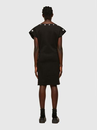 Diesel - D-CROLLER, Black - Dresses - Image 2