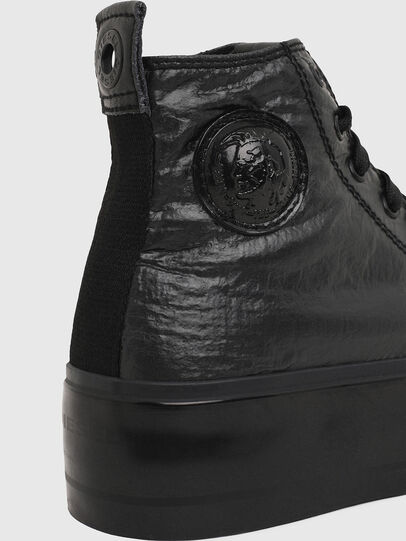 Diesel - S-ASTICO MC WEDGE, Black - Sneakers - Image 4