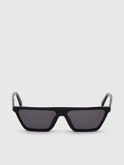 Diesel - DL0304, Black - Sunglasses - Image 1