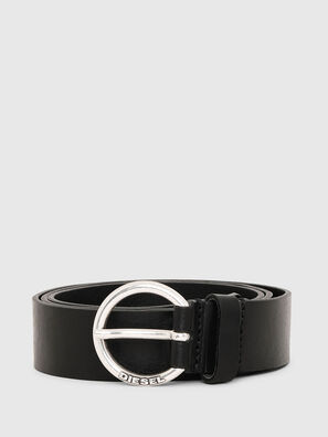 B-RING, Black - Belts