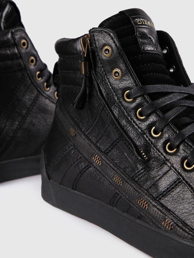 Diesel D-STRING PLUS, Black - Sneakers - Image 5
