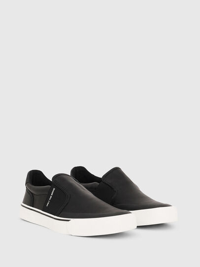 Diesel - S-FLIP SO, Black - Sneakers - Image 2