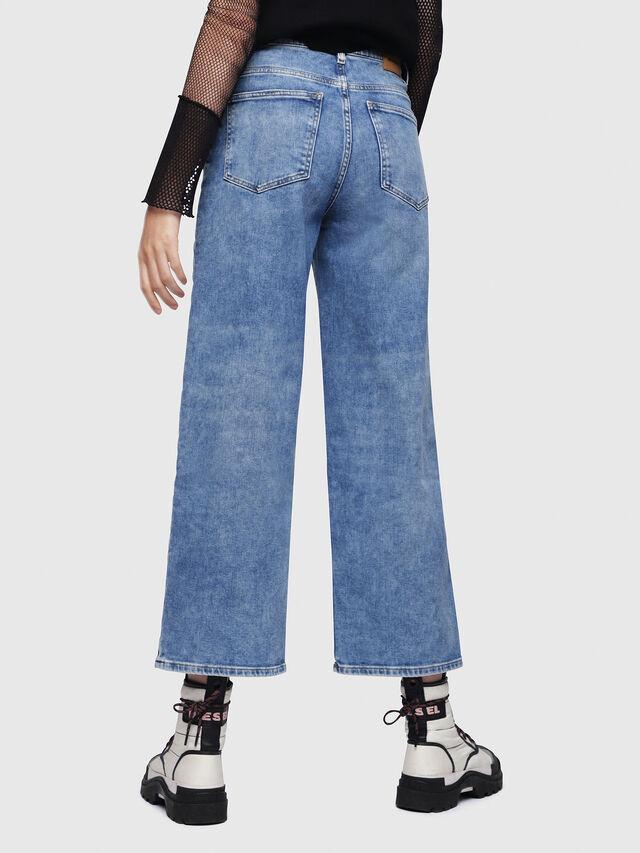 Diesel - Widee 087AR, Medium blue - Jeans - Image 2