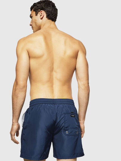 Diesel - BMBX-CAYBAY, Dark Blue - Swim shorts - Image 2