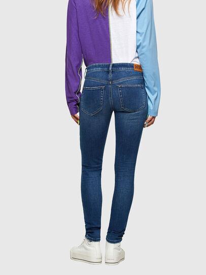 Diesel - Slandy 009PU, Medium blue - Jeans - Image 2