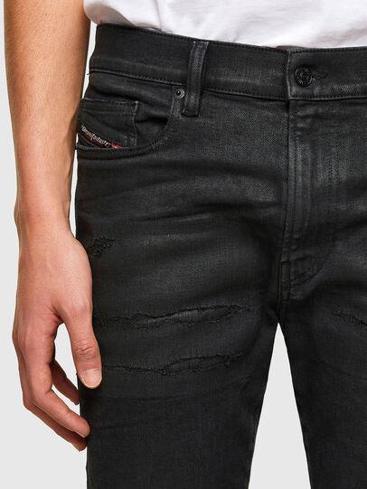 Diesel - D-Amny 009PZ, Black/Dark grey - Jeans - Image 3