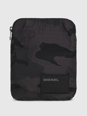 F-DISCOVER CROSS, Black - Crossbody Bags