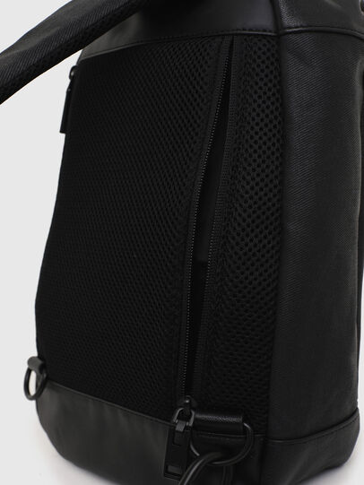 Diesel - D-SUBTORYAL MONO II, Black - Backpacks - Image 5