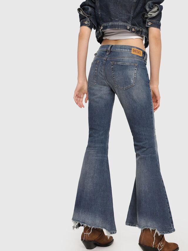 Diesel - D-Ferenz 081AN, Medium blue - Jeans - Image 2