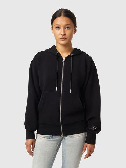 Diesel - F-LYMMY-C.C, Black - Sweaters - Image 1