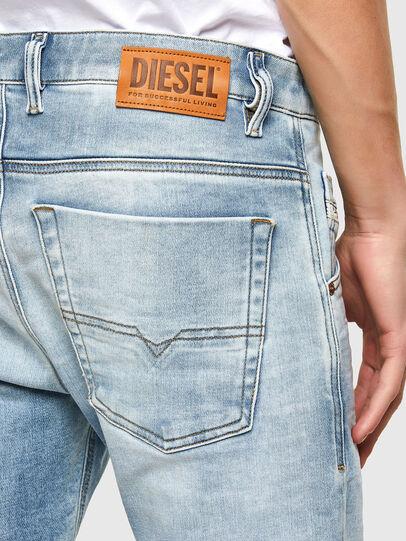 Diesel - Krooley JoggJeans® 069UX, Light Blue - Jeans - Image 4