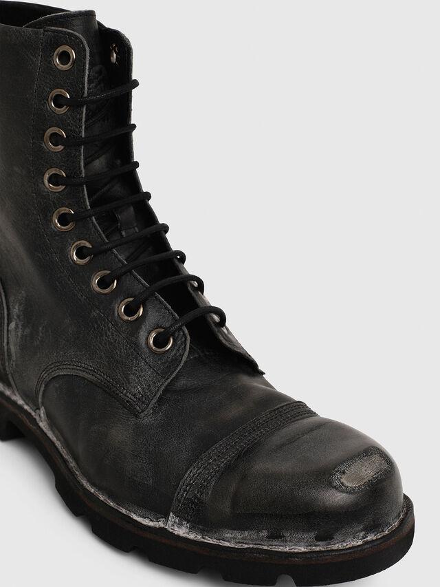 Diesel HARDKOR, Black - Boots - Image 4