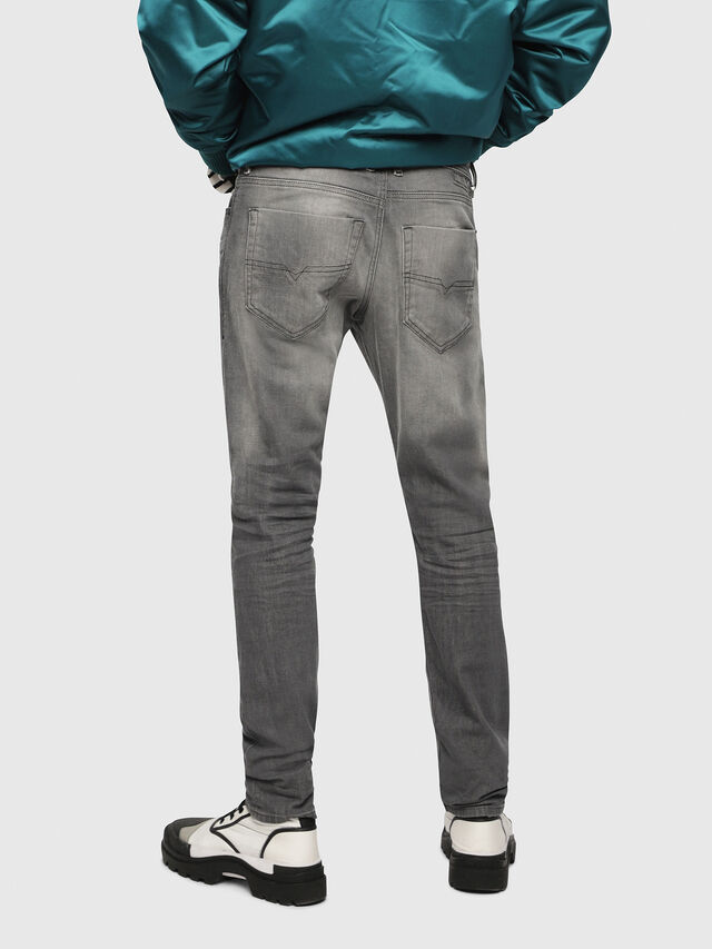 TEPPHAR 084HP, Grey Jeans