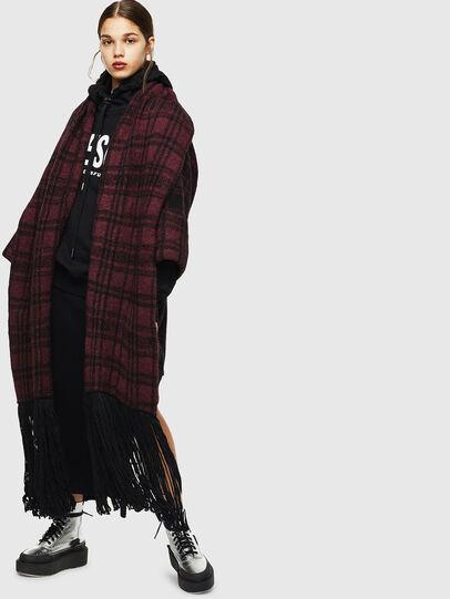 Diesel - M-BOU, Dark Violet - Knitwear - Image 1